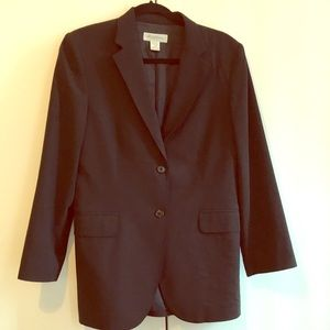 Black Brooks Brothers Blazer